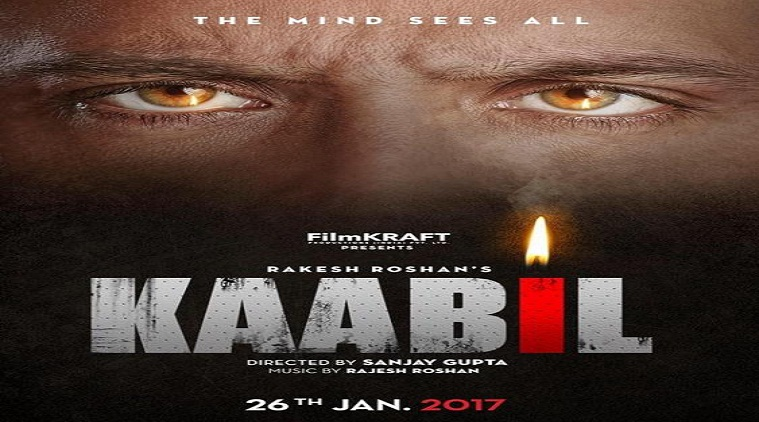 Kaabil Poster