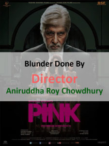 Blunder in pink movie