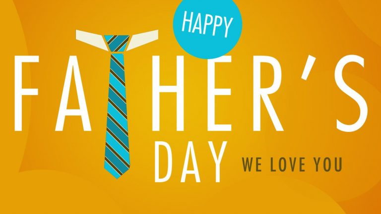 celebrate Fathers day