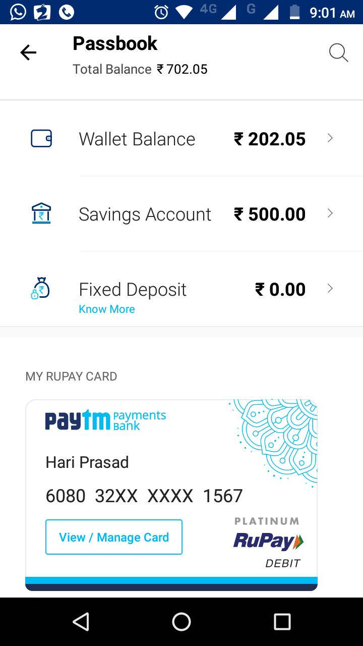 PayTM payment bank vs Other Payment Banks – Grow Your Knowledge
