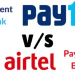 paytm vs airtel payment bank