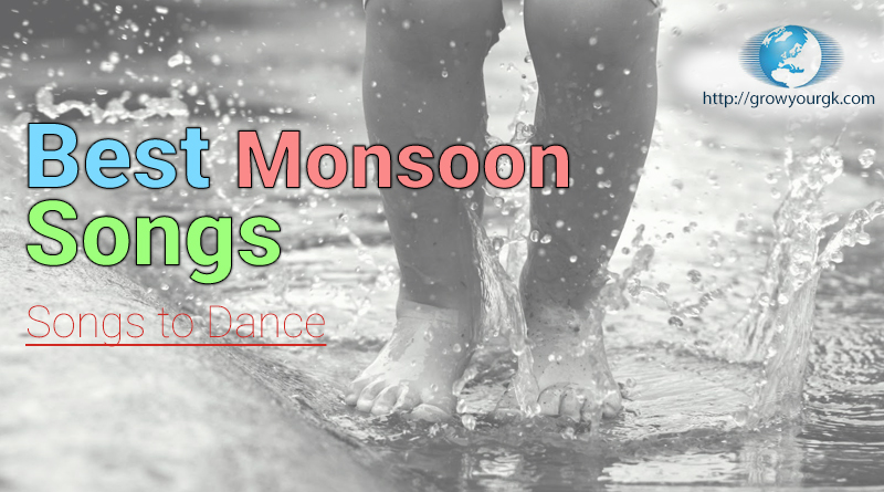 best monsoon songs