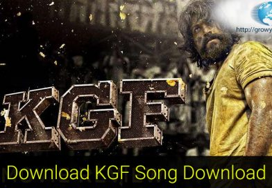 kgf song download