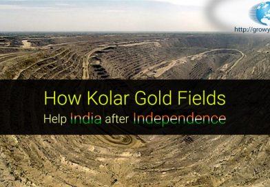 kolar gold fields facts