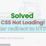 solved ssl breaks wordpress css